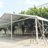 Garden Furniture Patio Luxury Pavilion Customized Metal Tents Gazebo Buy Gazebotentsmetal Tent With Pvc Product On Alibaba