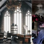 Gothic Interiors Michael Murphy Home Furnishing