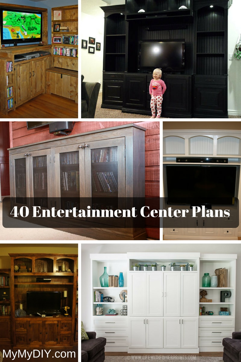 Hinreisend Entertainment Center Designs Plans Style Eplans House And