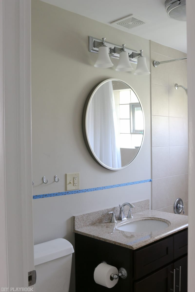 How To Add Shiplap To Your Bathroom Space The Diy Playbook