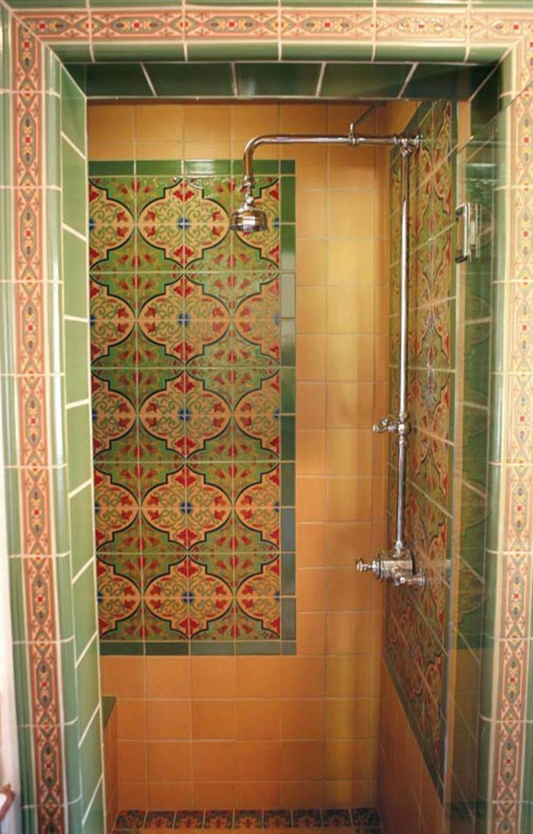How To Match New Tile To Old Old House Journal Magazine