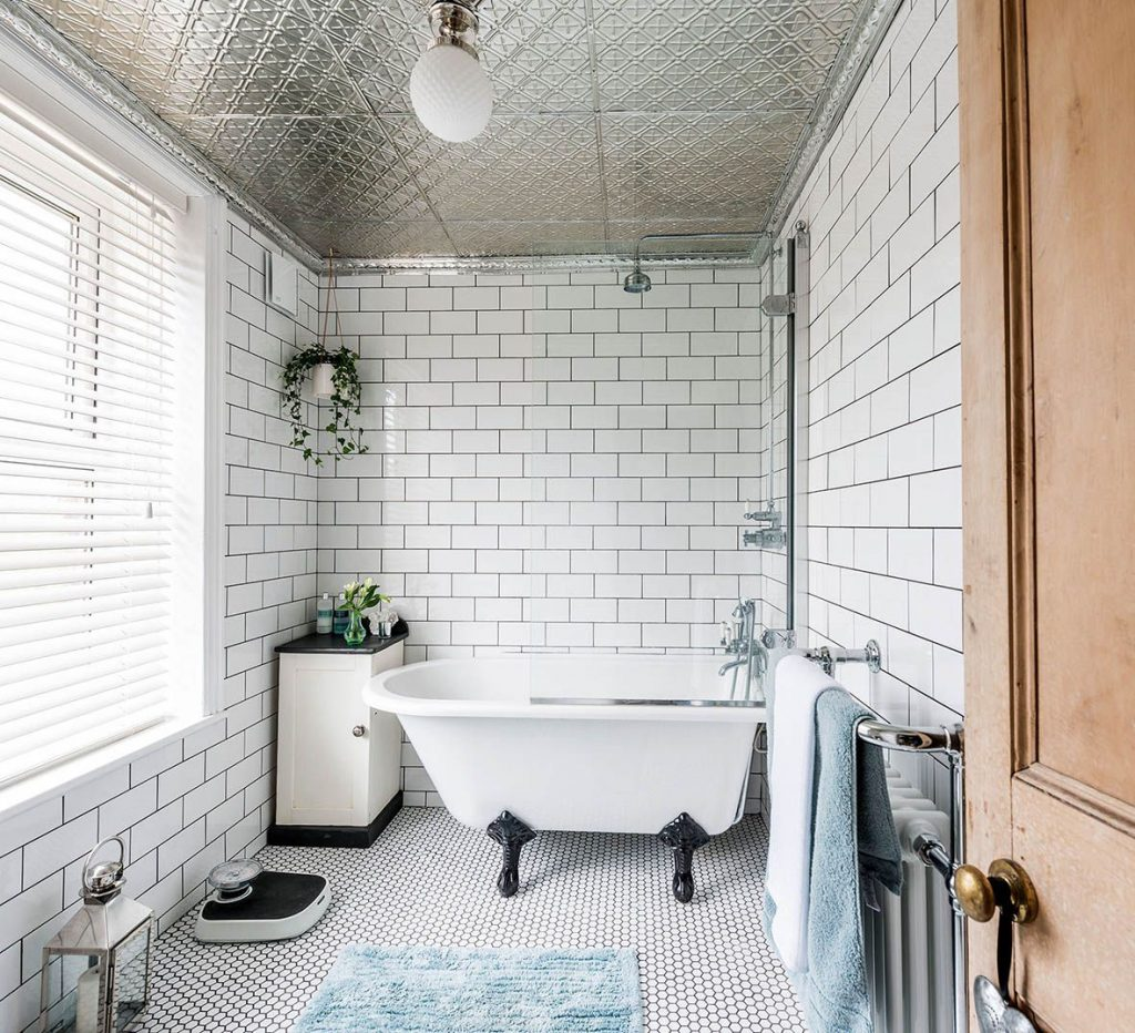 How To Pick The Right Size Tiles For A Small Bathroom Real Homes