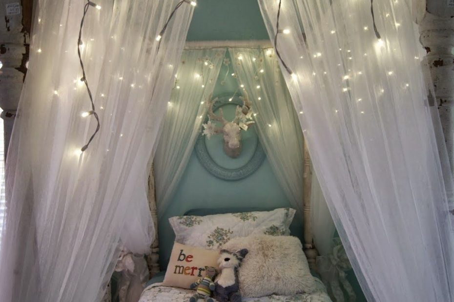 Ideas For Diy Canopy Bed Frame And Curtains Curtains Home Decor