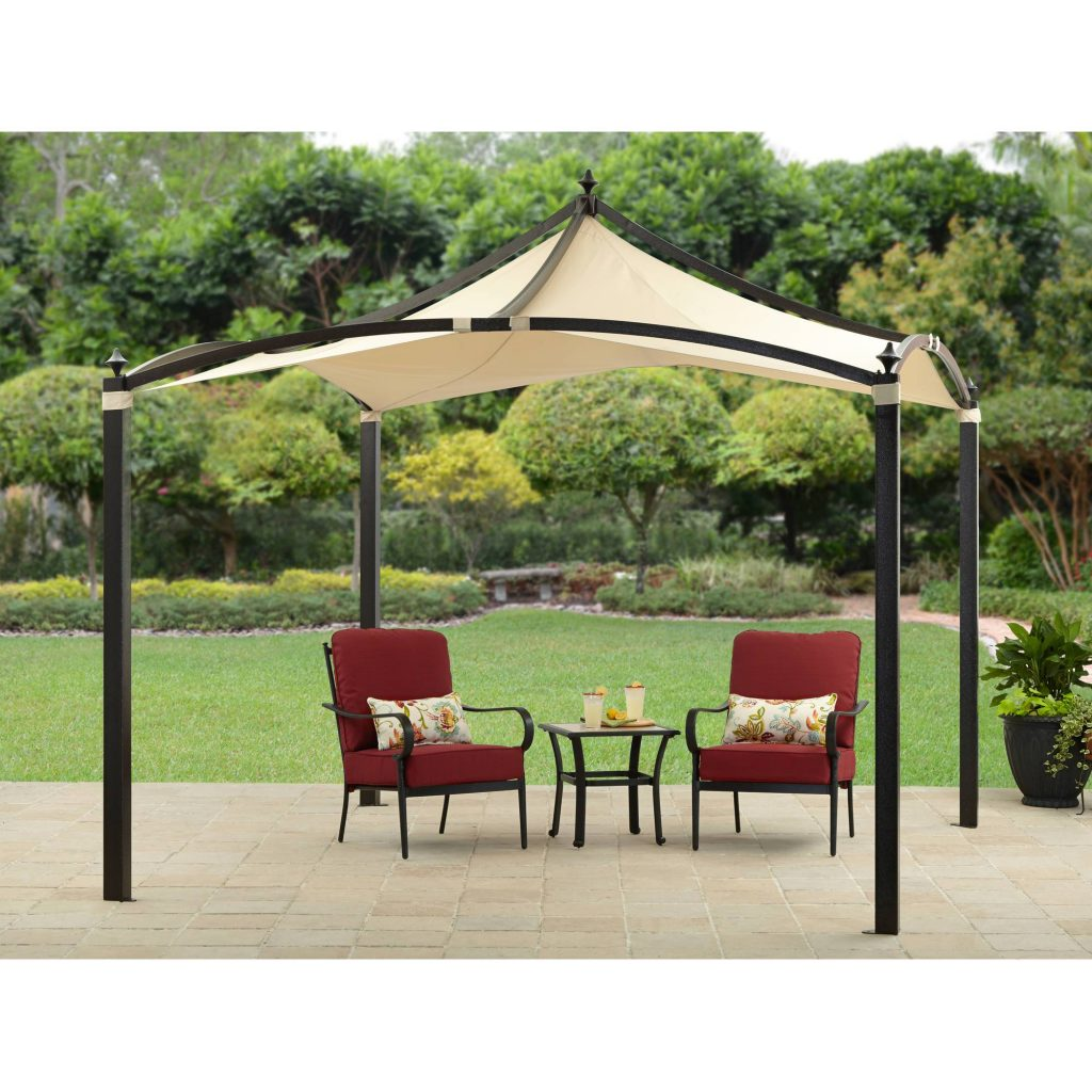 Ideas Tips Patio Canopy Home Depot Gazebos Gazebo Mosquito