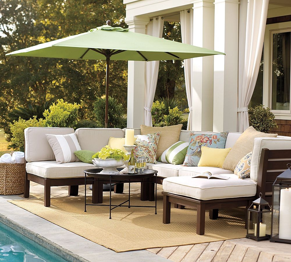 Ikea Lawn Furniture Way To Color Outdoor Living Space With Fashion