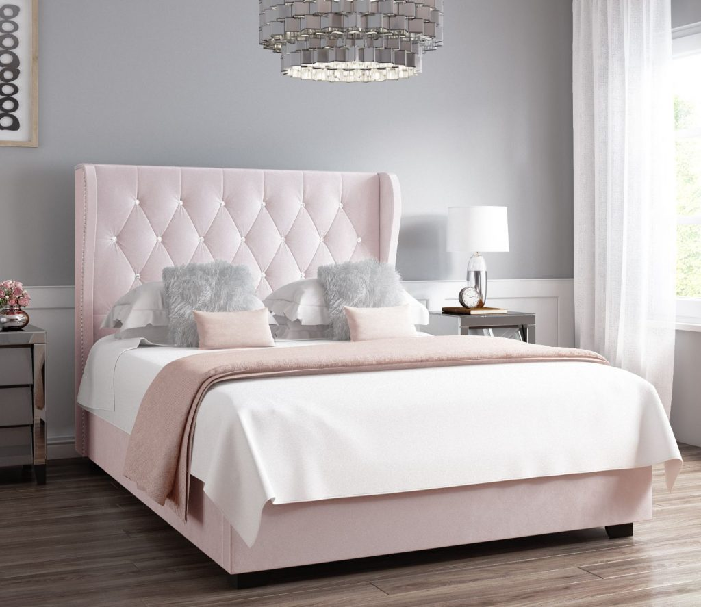 Inspiring Tall Headboards For Double Bed Bookcase White Frames King