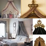 Jackie Blue Home Bed Crowns Fit For A King Decor Bed Crown