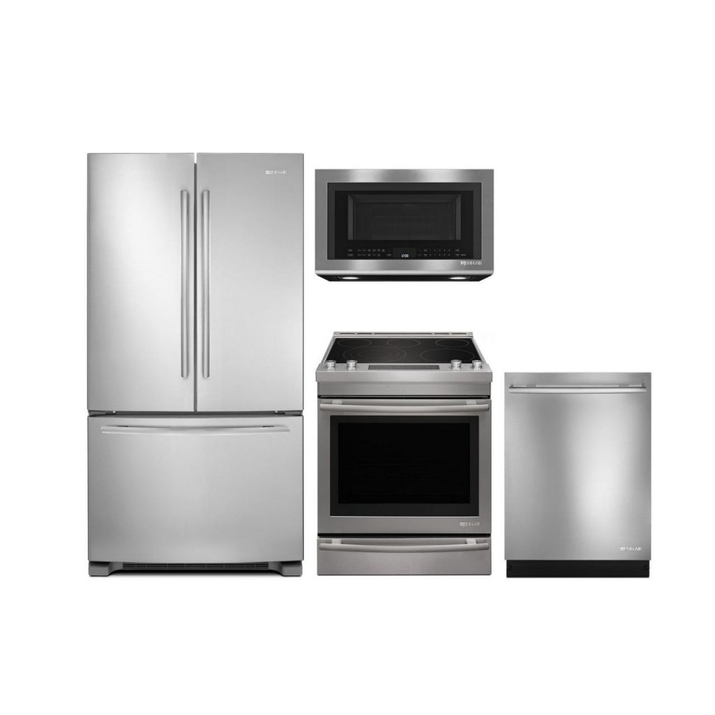 Jenn Air 4 Piece Stainless Steel Kitchen Package Japkgapr2018