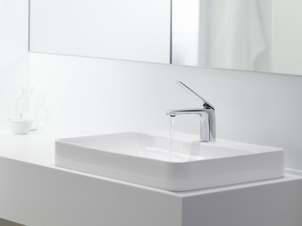 K 2660 1 08 01 96 Kohler Vox Vitreous China Rectangular Vessel
