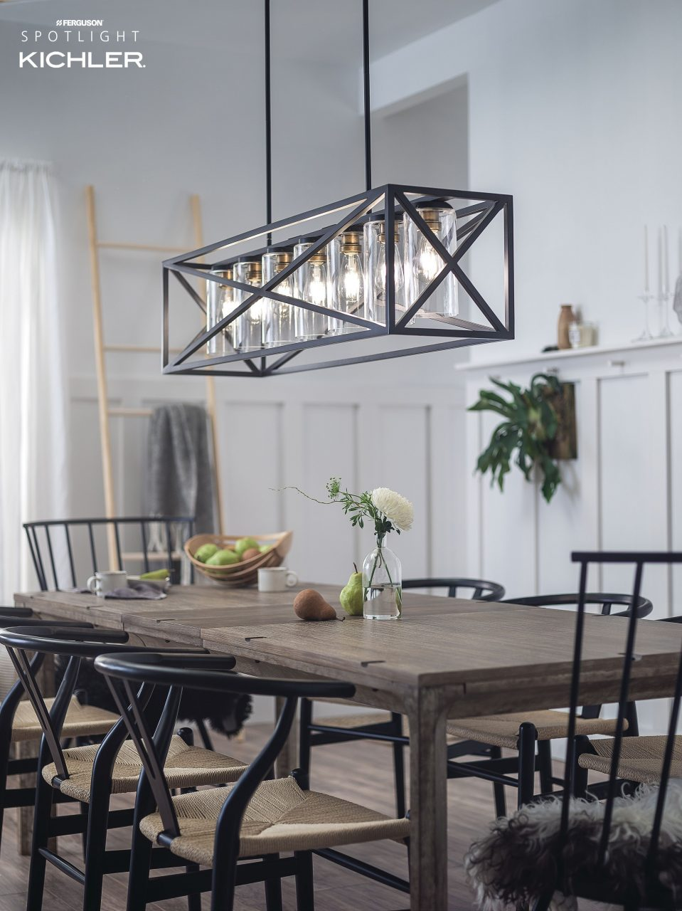 Kichler Lighting Moorgate Collection Ferguson Spotlight Linear
