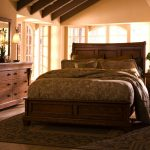 Solid Wood Bedroom Furniture Sets
