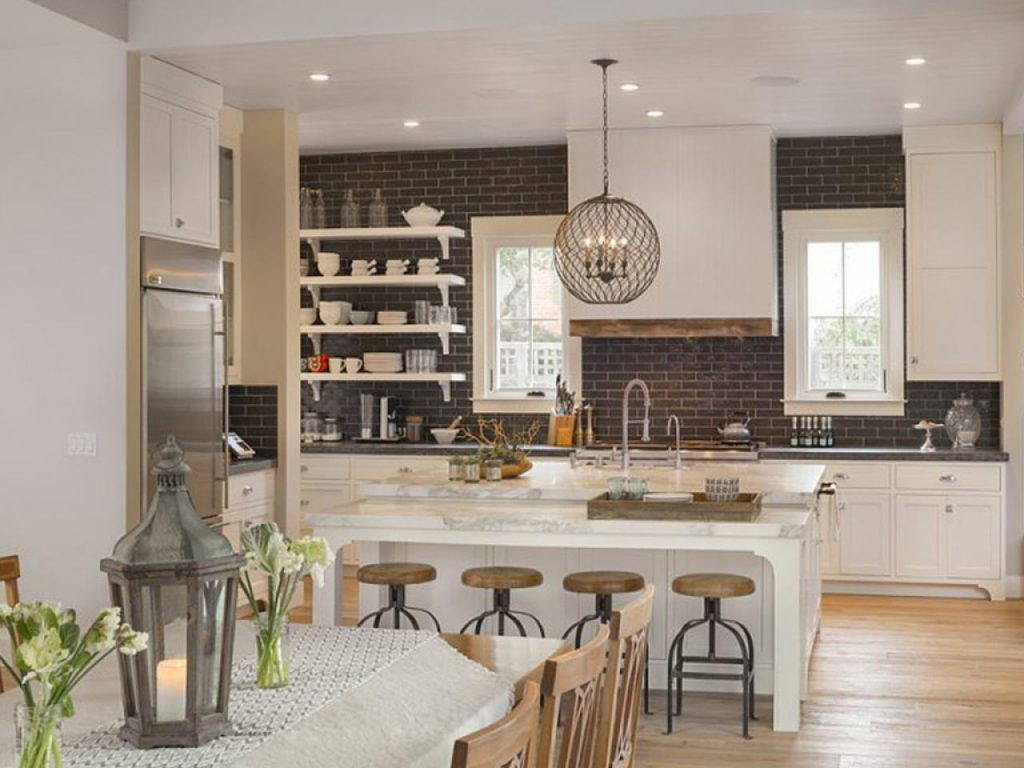 Kitchen Island Bar Stools Pictures Ideas Tips From Of Modern Rustic