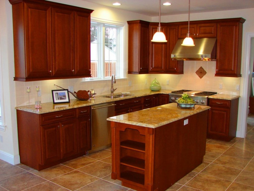 L Shaped Kitchen Layout With Island Gnscl