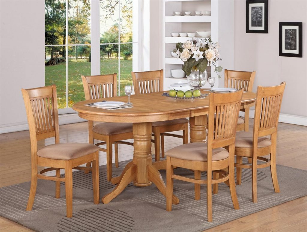 Light Oak Kitchen Table And Chairs Home Design Ideas