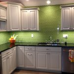 Green Kitchen Backsplash Ideas