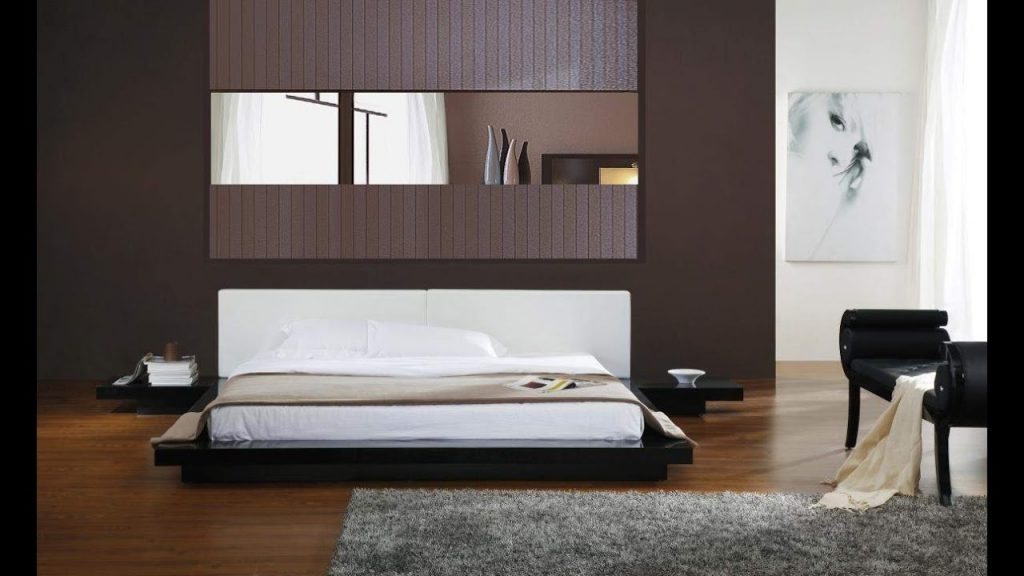 Low Platform Bed Frame Design Ideas