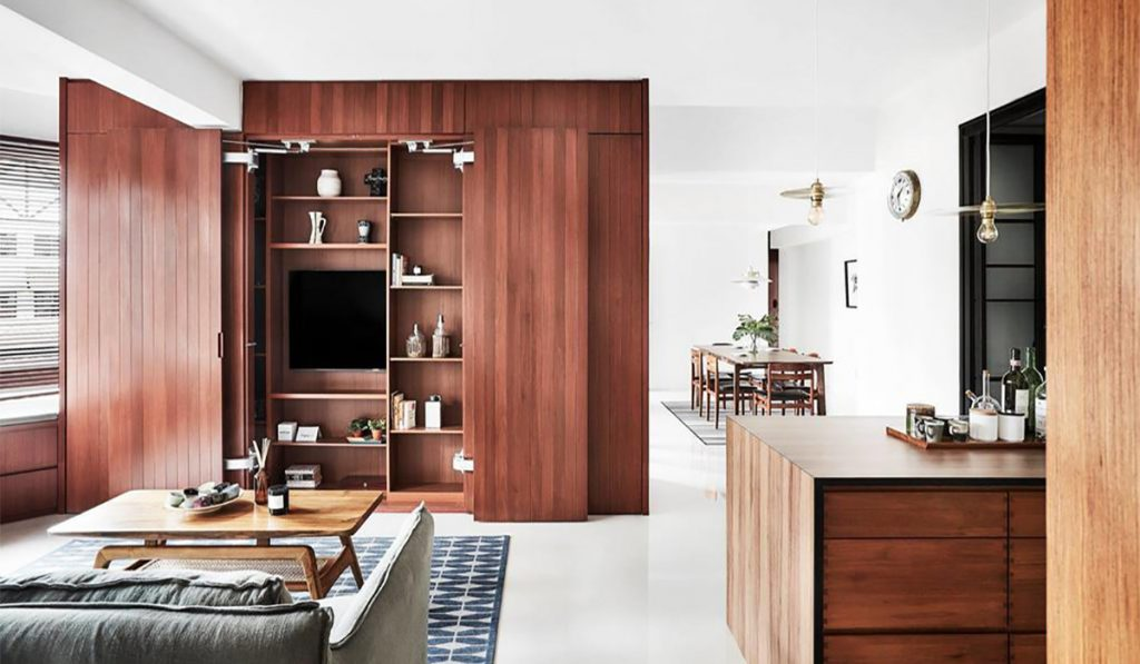 Luxury Homes A Scandinavian Home Filled With Mid Century Modern