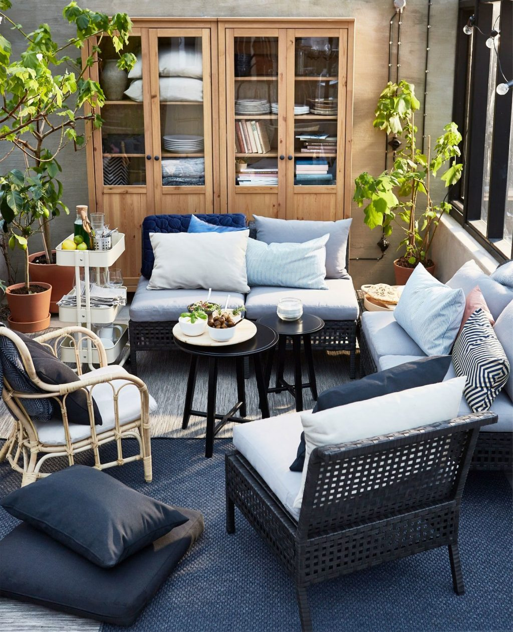 Make A Changeable Personal Outdoor Space In 2019 Gift Shop Ikea