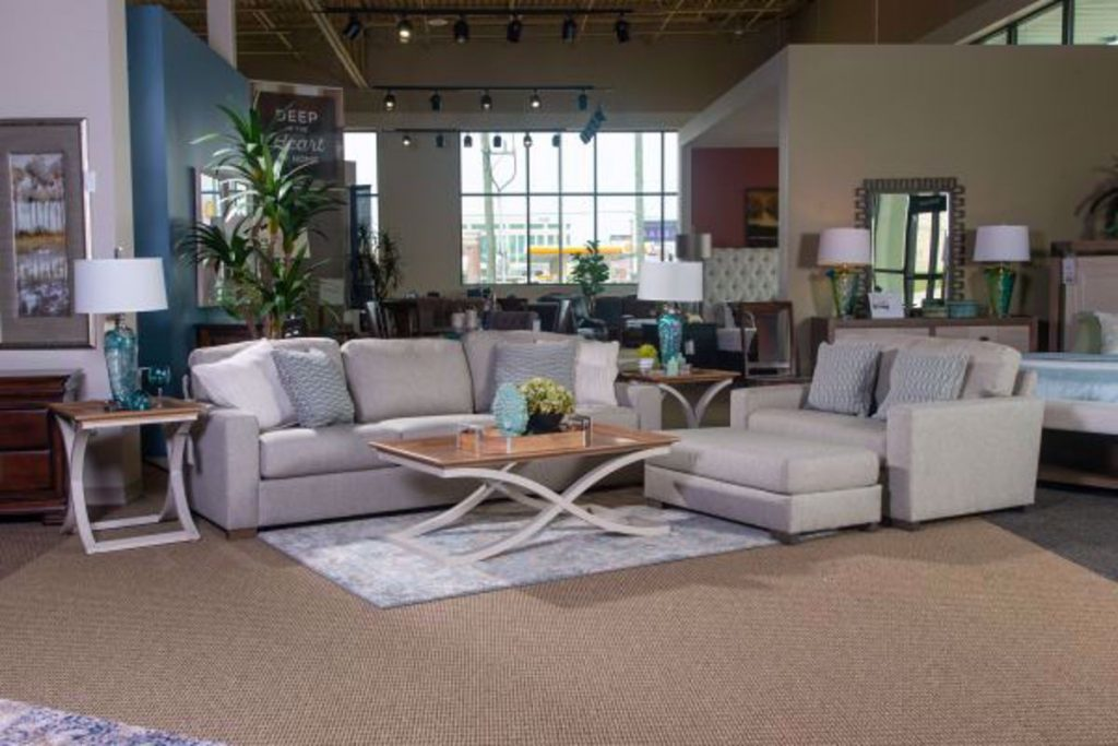 Malibu Quartz Upholstered Living Room Set