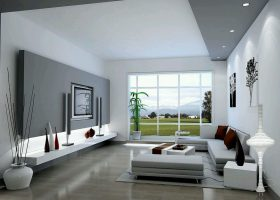 Modern Interior Living Rooms