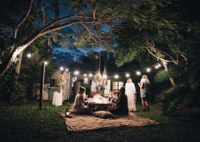 Bohemian-Dinner-Party