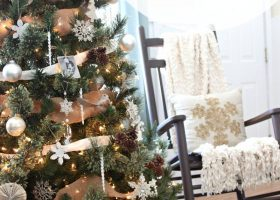 Rustic Glam Christmas Ideas