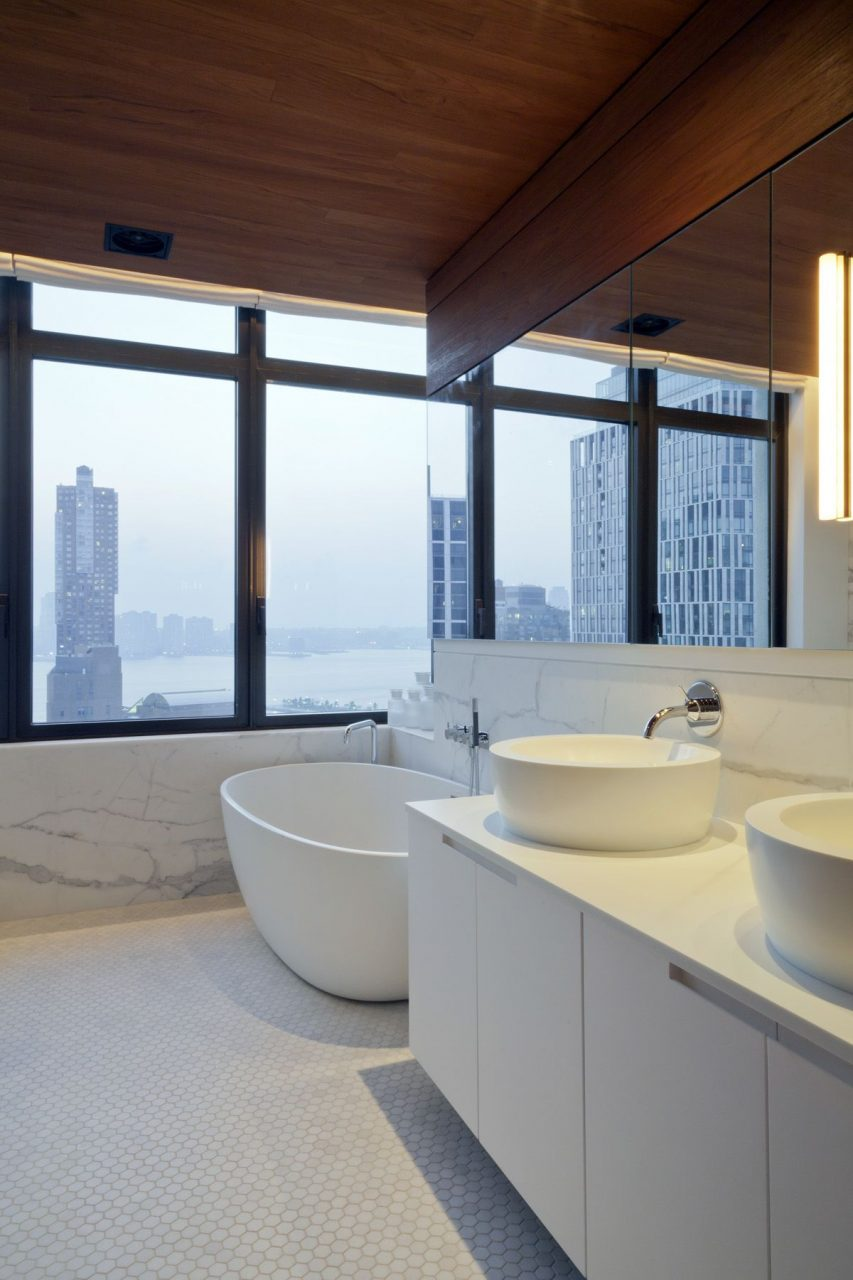 New York Bathroom With A Viewsigh Wc Laundry Room Bathroom
