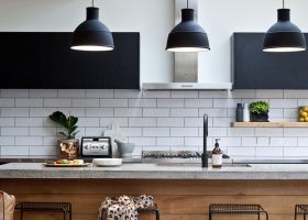 Industrial Kitchen Island Pendant Lighting