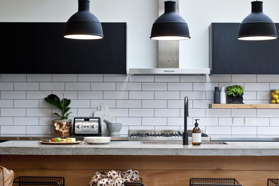 Old Meets New In This Beautiful Dunedin Villa Renovation Kitchen