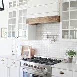 One Room Challenge Spring 2019 Fancy Vent Hood Farmhouse Kitchen