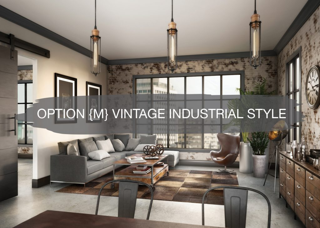 Option M Vintage Industrial Style Construction2style