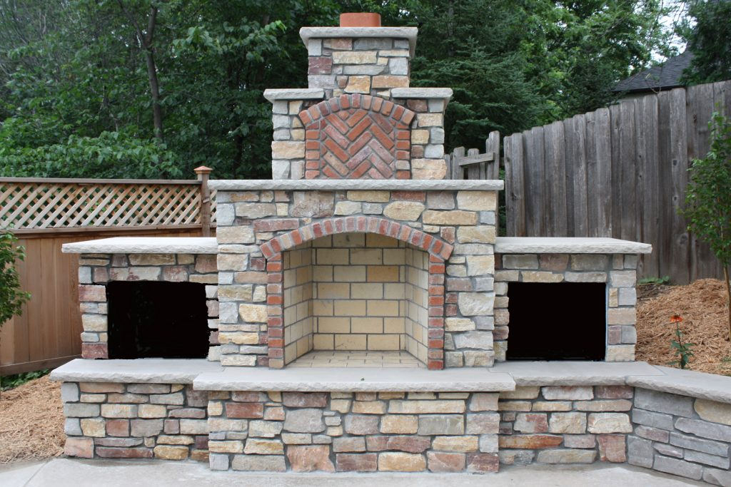 Outdoor Fireplace Design Ideas Home Design Plan Cool Outdoor