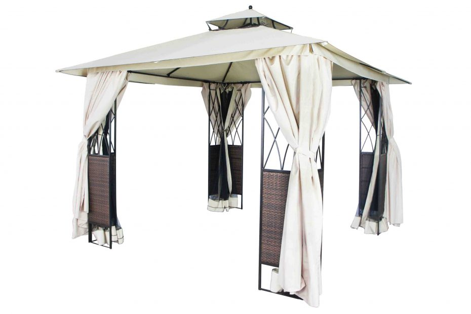 Outdoor Furniture Garden Resin Wicker Gazebo With Dome Roof Buy Grass Roof Gazebopolycarbonate Roof Gazebo Product On Alibaba