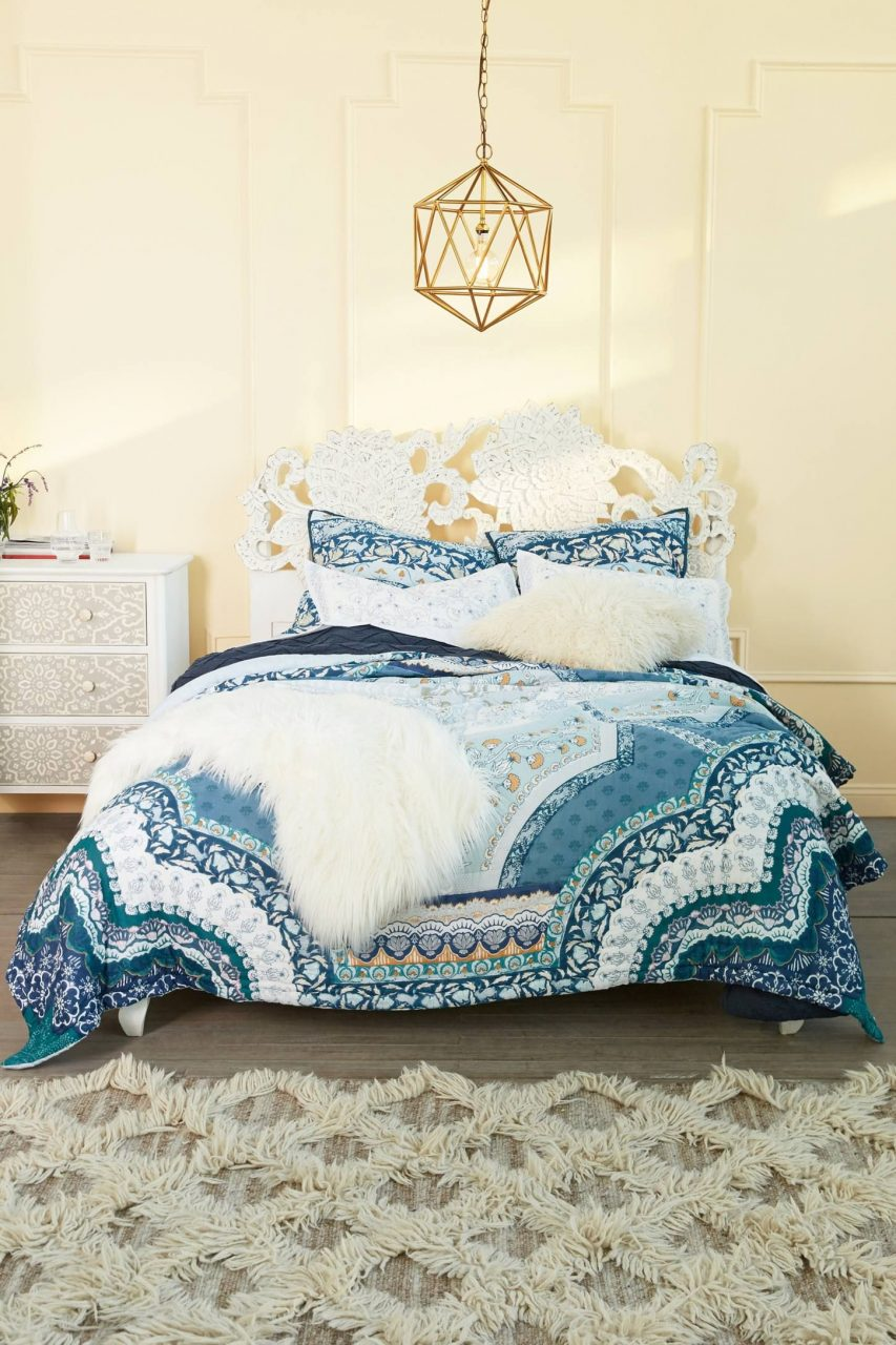 Paravel Quilt Mels Room Anthropologie Bedding Bedroom Design