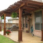 Wood Patio Cover Design