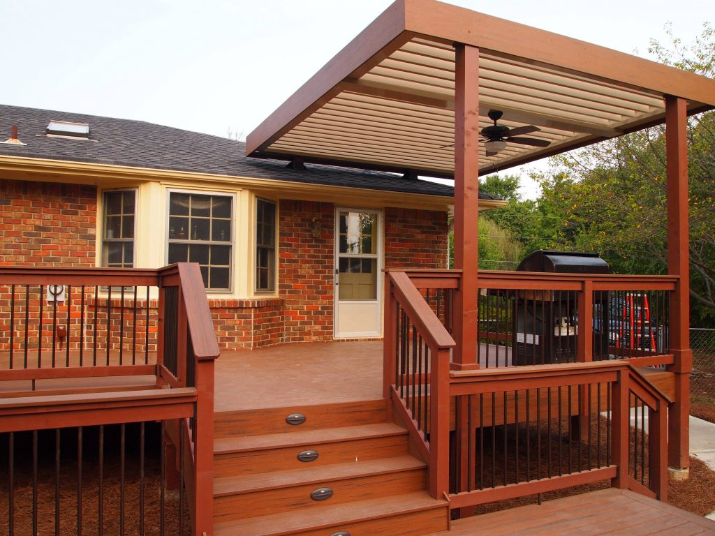 Patio Porch Ideas Home Design Idea Part 4 Pergola Decks With Screen