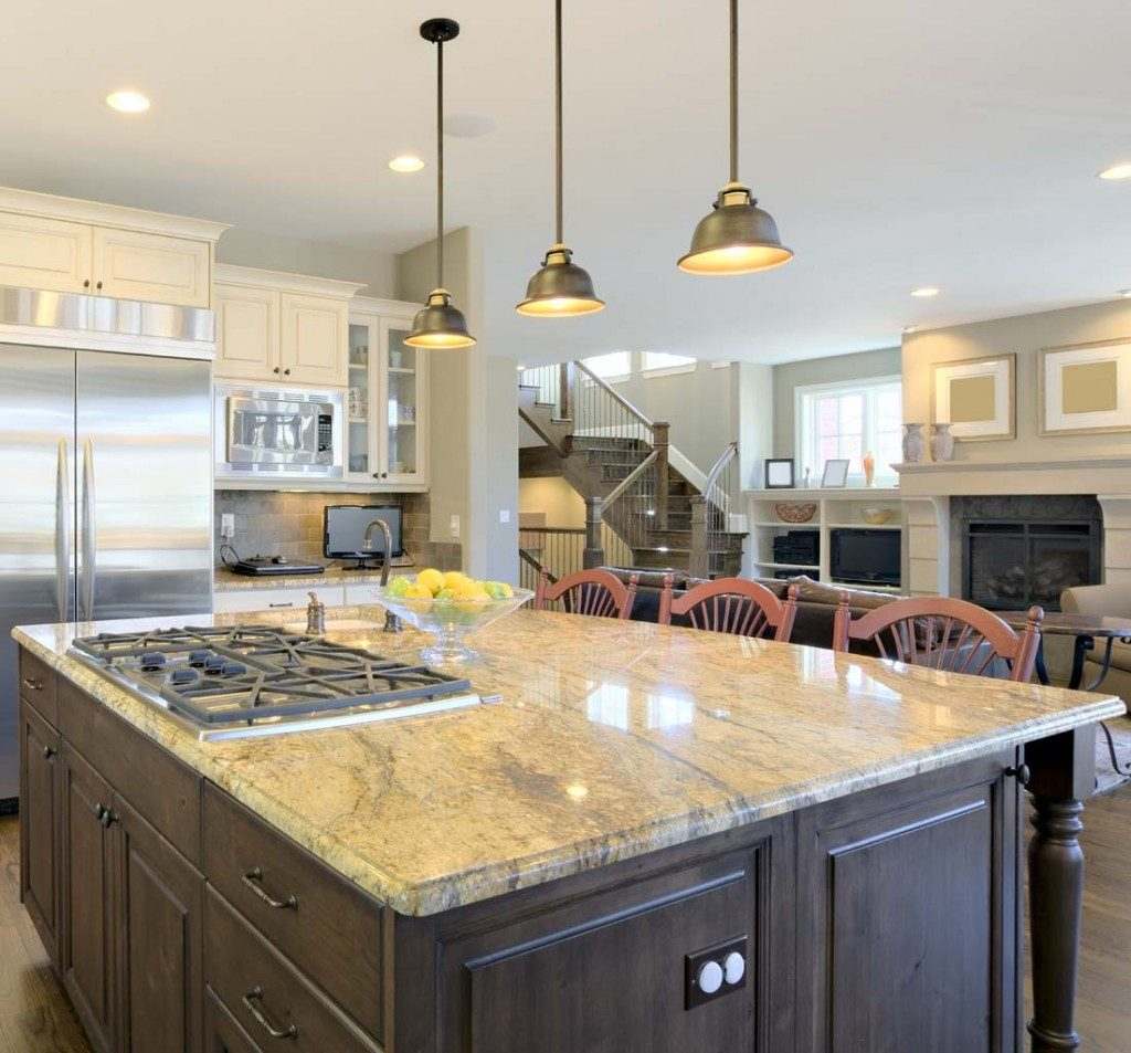 Pendant Lighting Fixture Placement Guide For The Kitchen