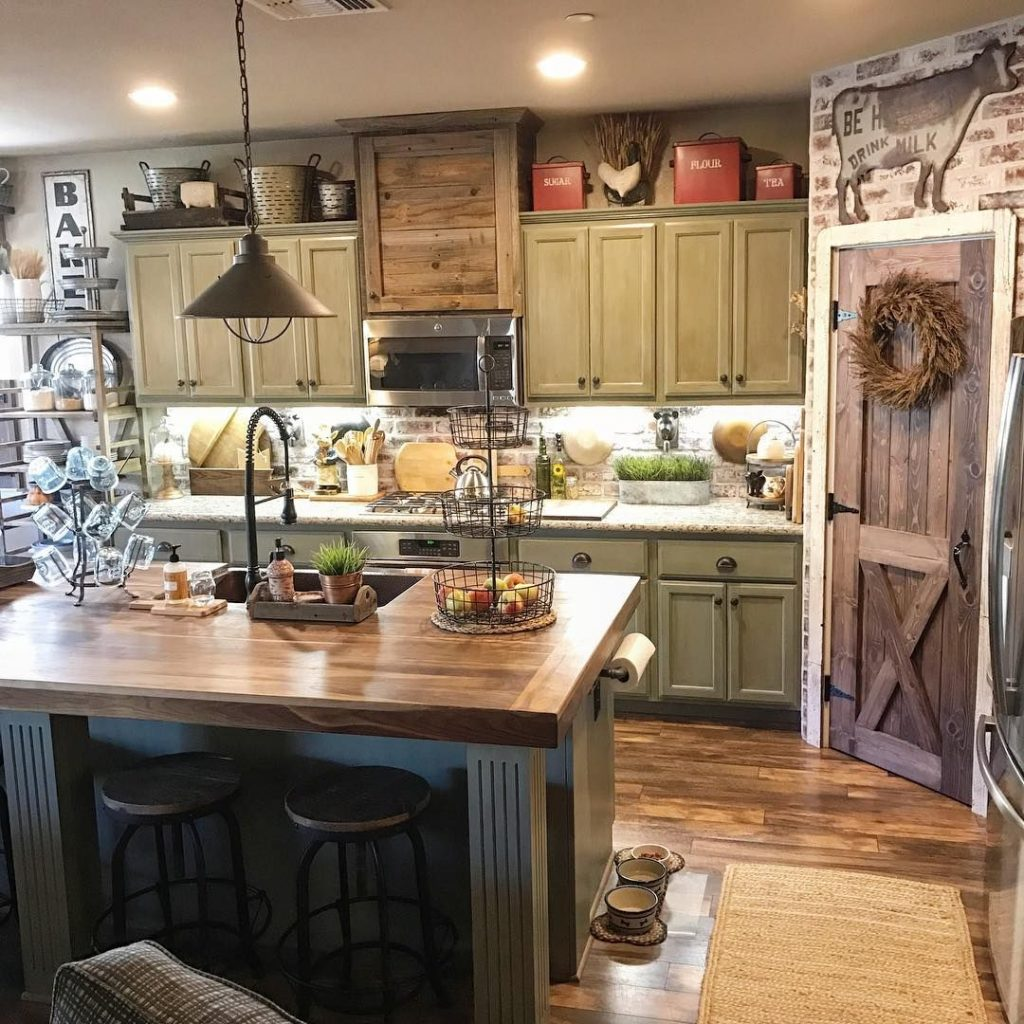 Pin Julie Caspers On Kitchen Remodels Farmhouse Kitchen