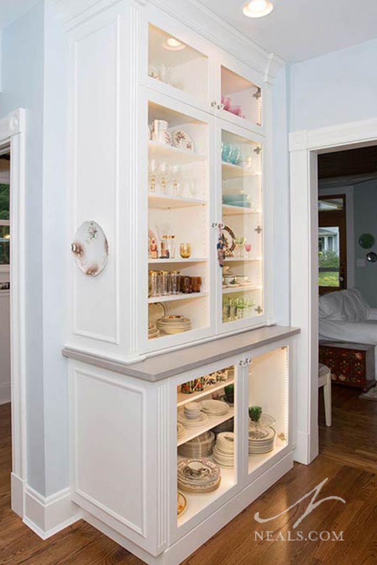 Pin Neals Design Remodel On Kitchen Storage Cottage Style