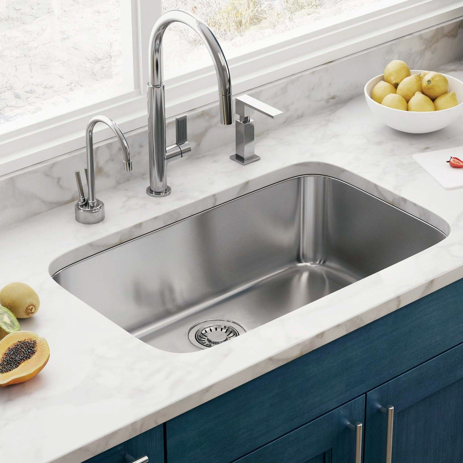 Pin Ybath On Modern Kitchen Sinks In 2019 Modern Kitchen Sinks