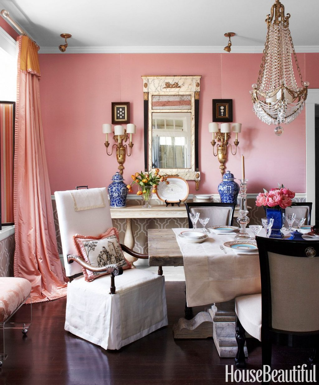 Pink Rooms Ideas For Pink Room Decor And Designs