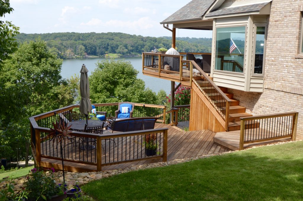 Planning Your Custom Deck American Deck Sunroom