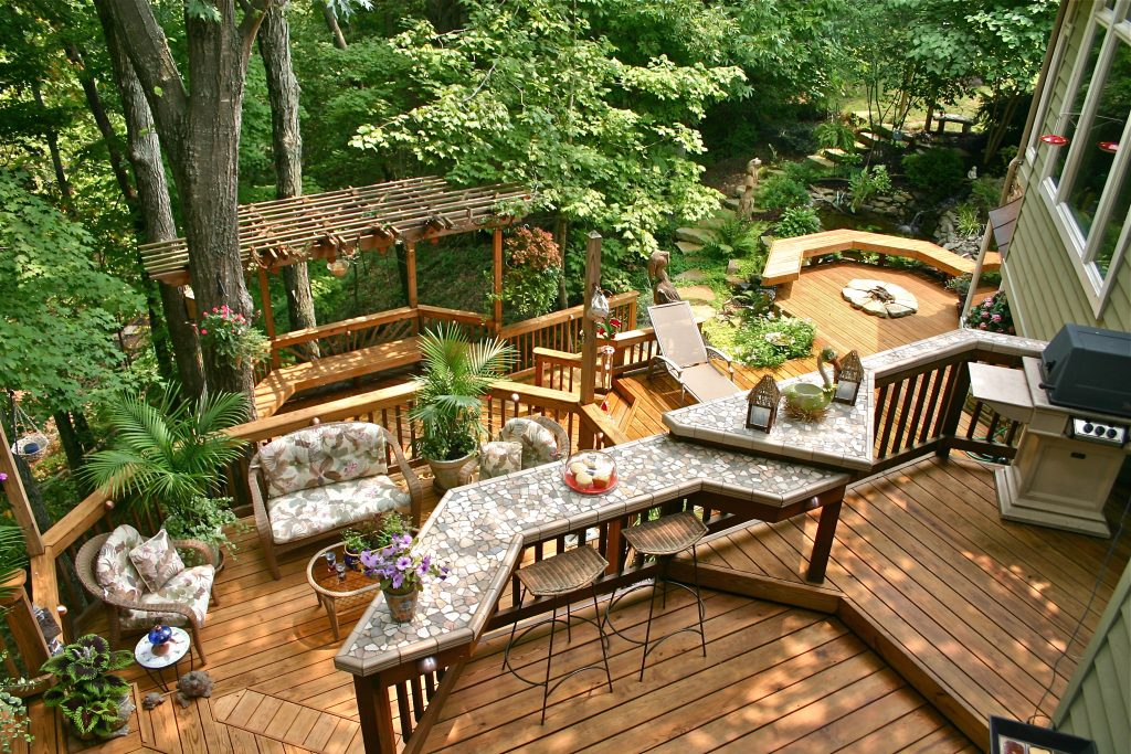 Planning Your Kentucky Custom Deck American Deck Sunroom