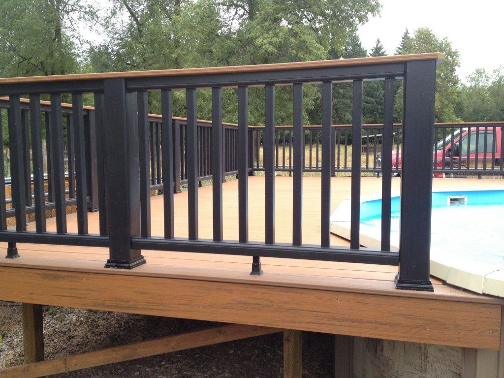 Pool Deck Railings Wrought Iron Gate Fence Railing Welding