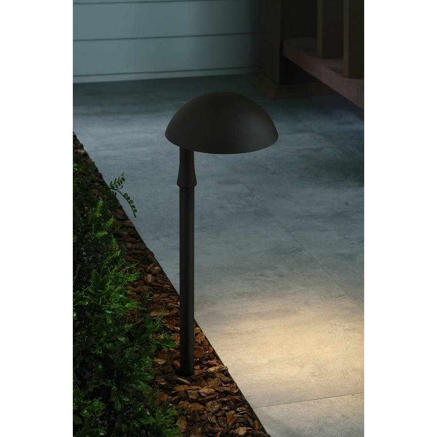 Portfolio 3 Watt Specialty Textured Bronze Low Voltage Led Path