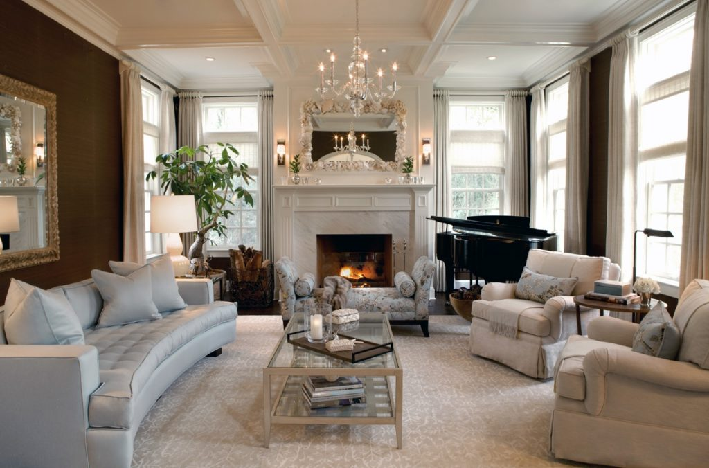 Posh Interiors Vienna Va Mary Anne Antonides Design Concept