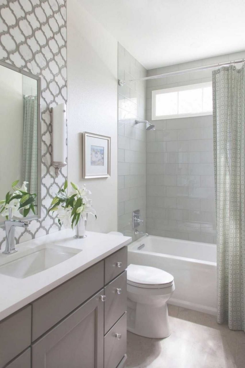Remodel Your Small Bathroom Fast And Inexpensively My Home Look