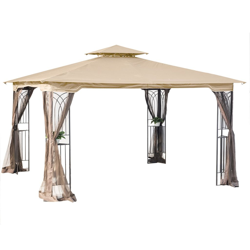 Replacement Canopy For Regency Gazebo Model L Gz798pst E Riplock