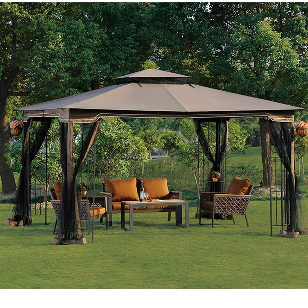 Replacement Canopy For Regency Ii Gazebo