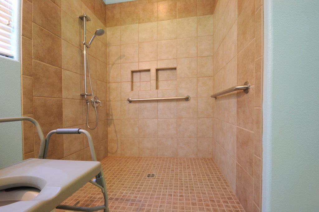 Roll In Walk In Showers Chermac Builders